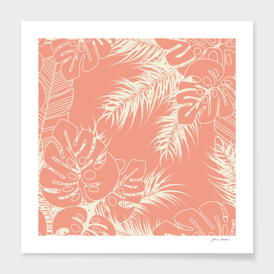 Tropical pattern 037