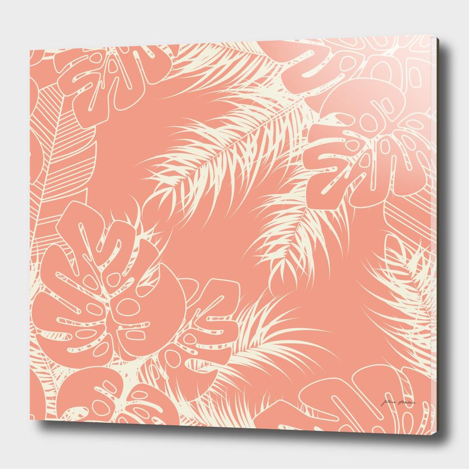 Tropical pattern 037