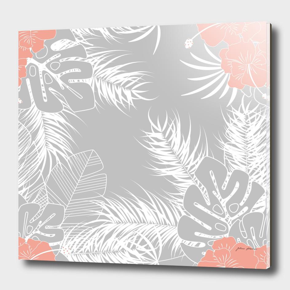 Tropical pattern 040