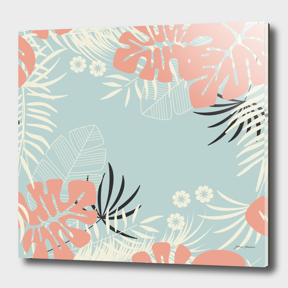 Tropical pattern 043