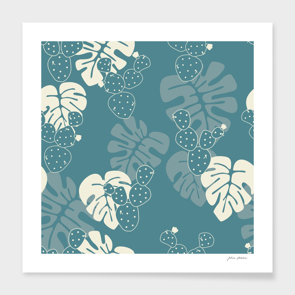 Tropical pattern 059
