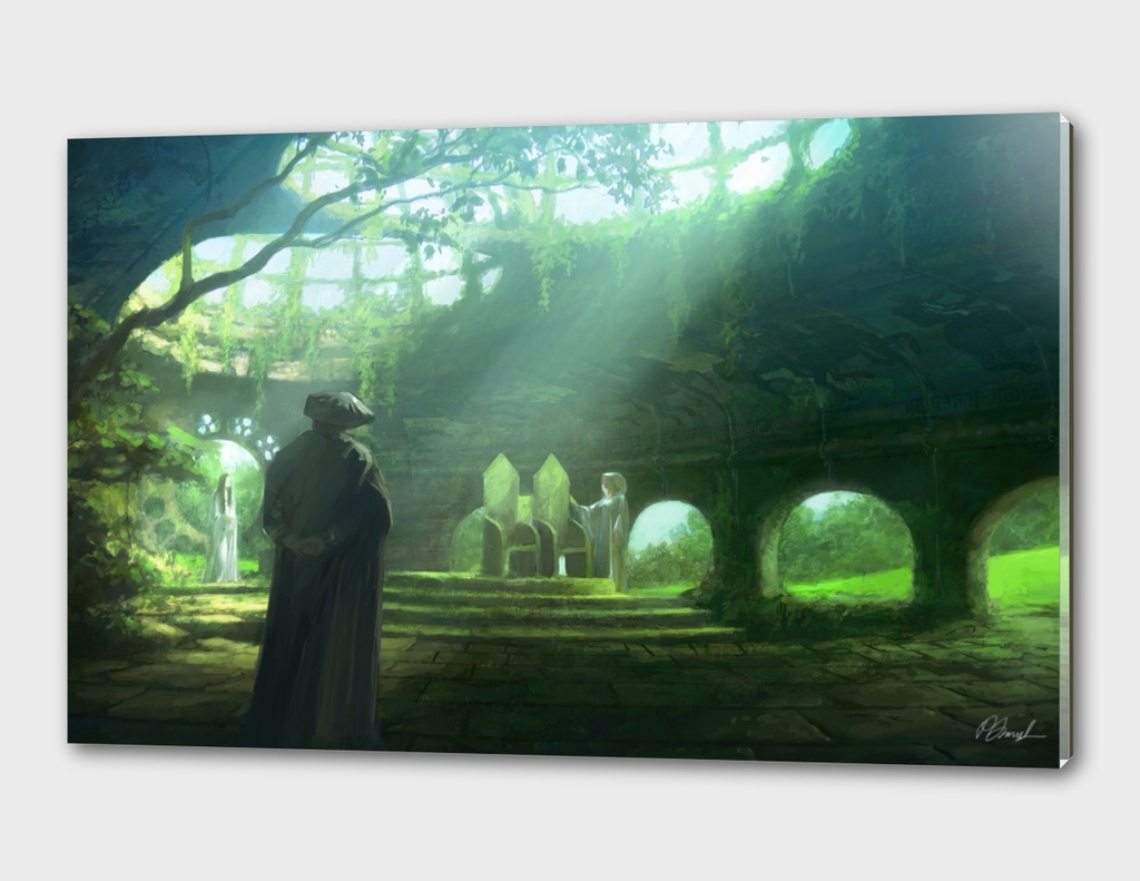 The Ruins of Doriath