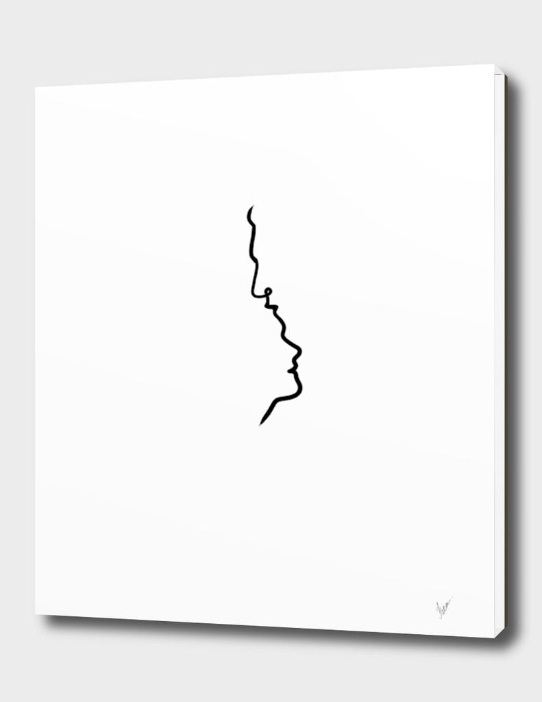 Forehead Kiss