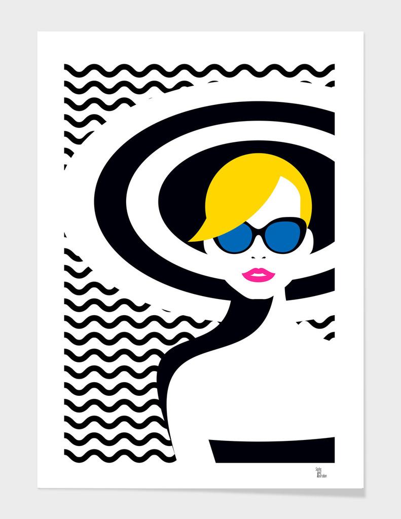 Seaside Lady