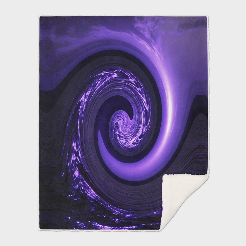 Spiral Vortex Purple G200
