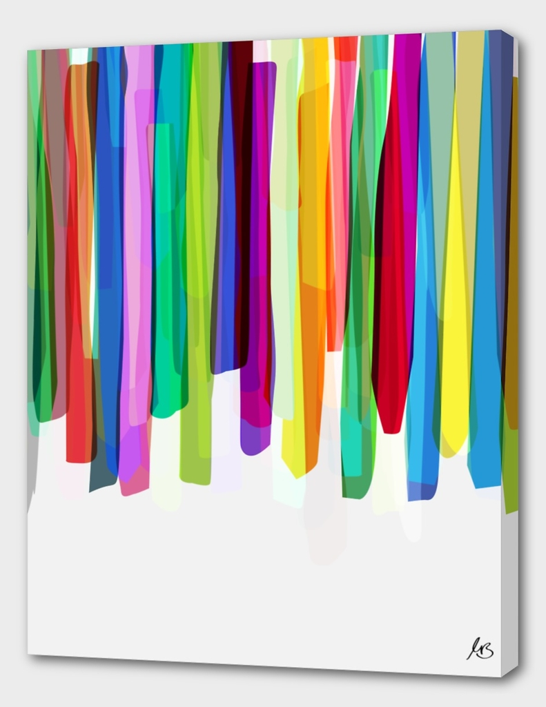 Colorful Stripes 2a