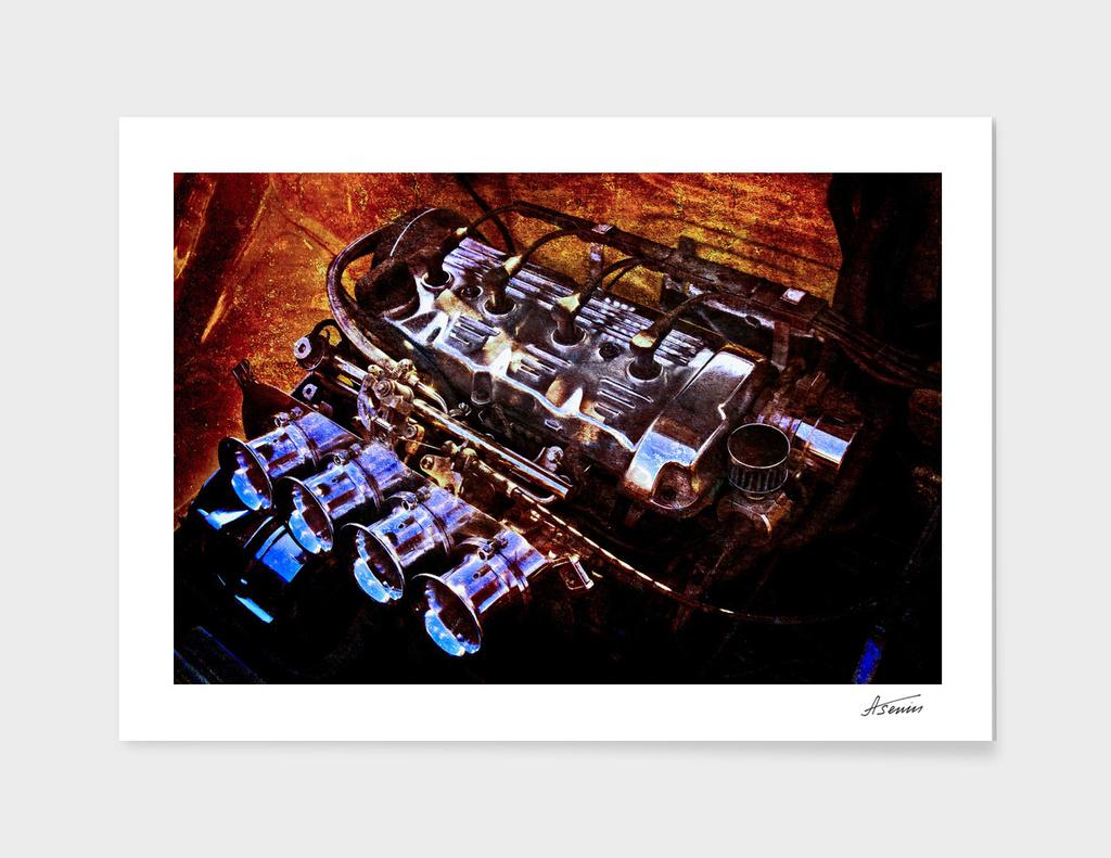 Hotrod Engine