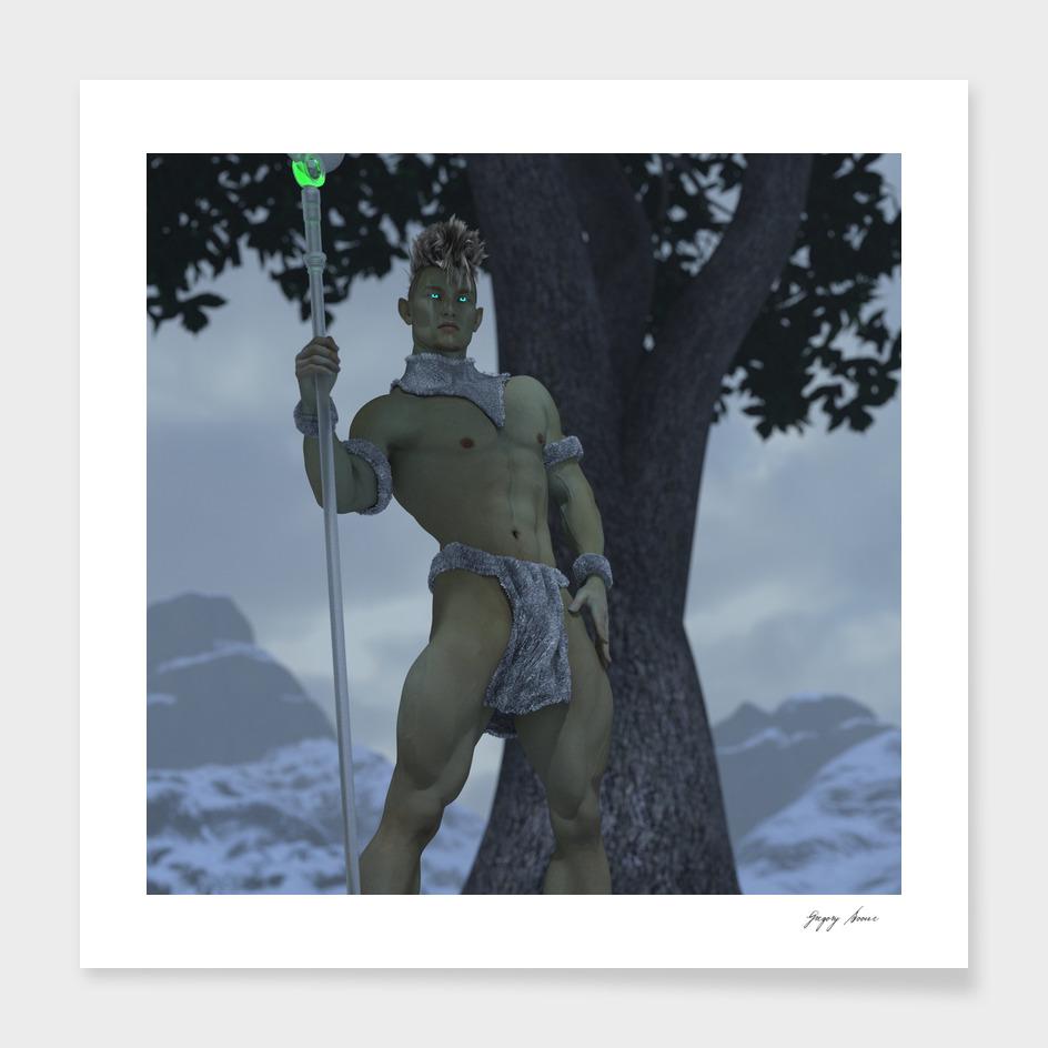 Winter's Warden