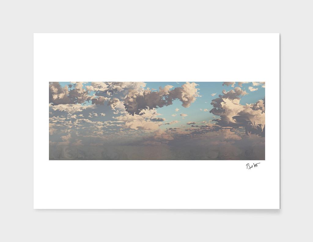Water Meets Sky (Cloud series #10)