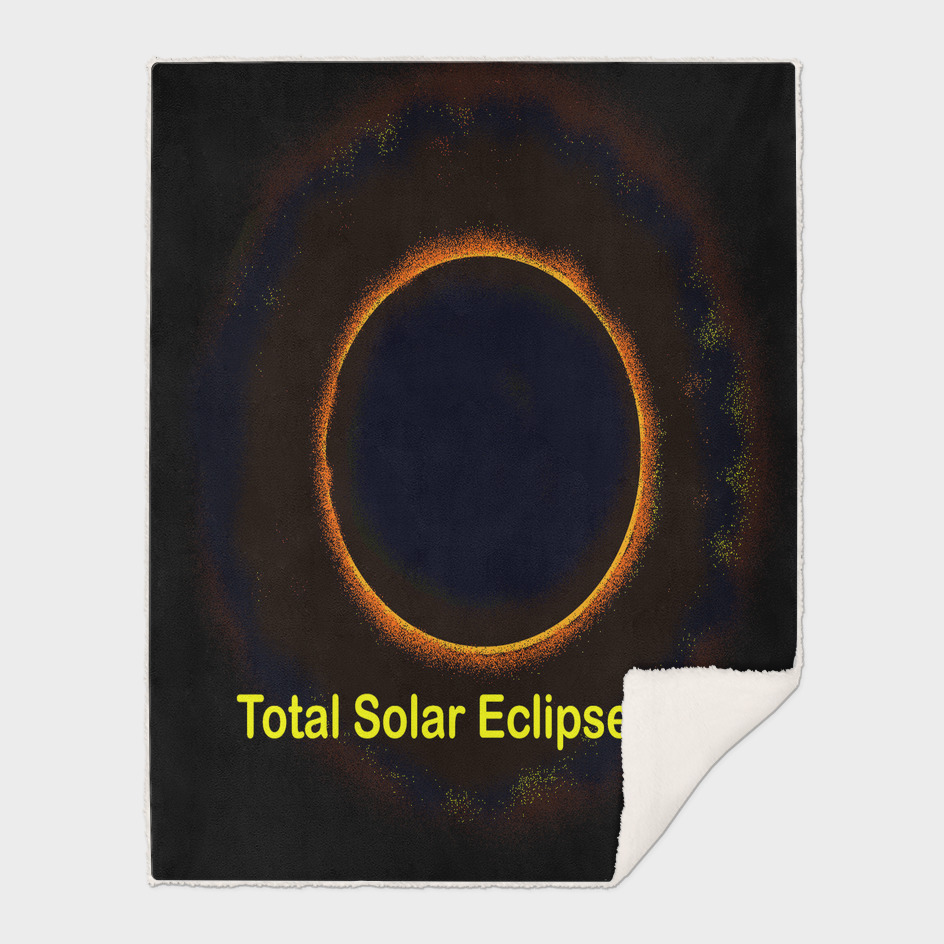 The Total Solar Eclipse-2021