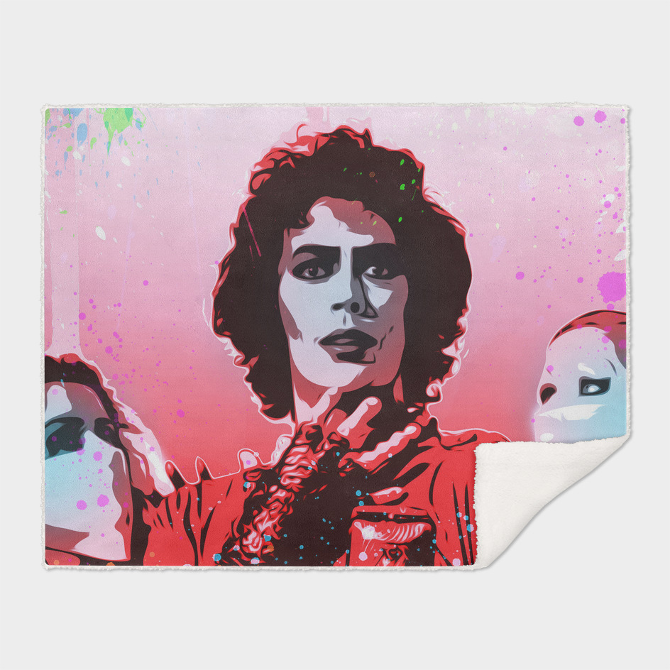 The Rocky Horror Picture Show | Pop Art