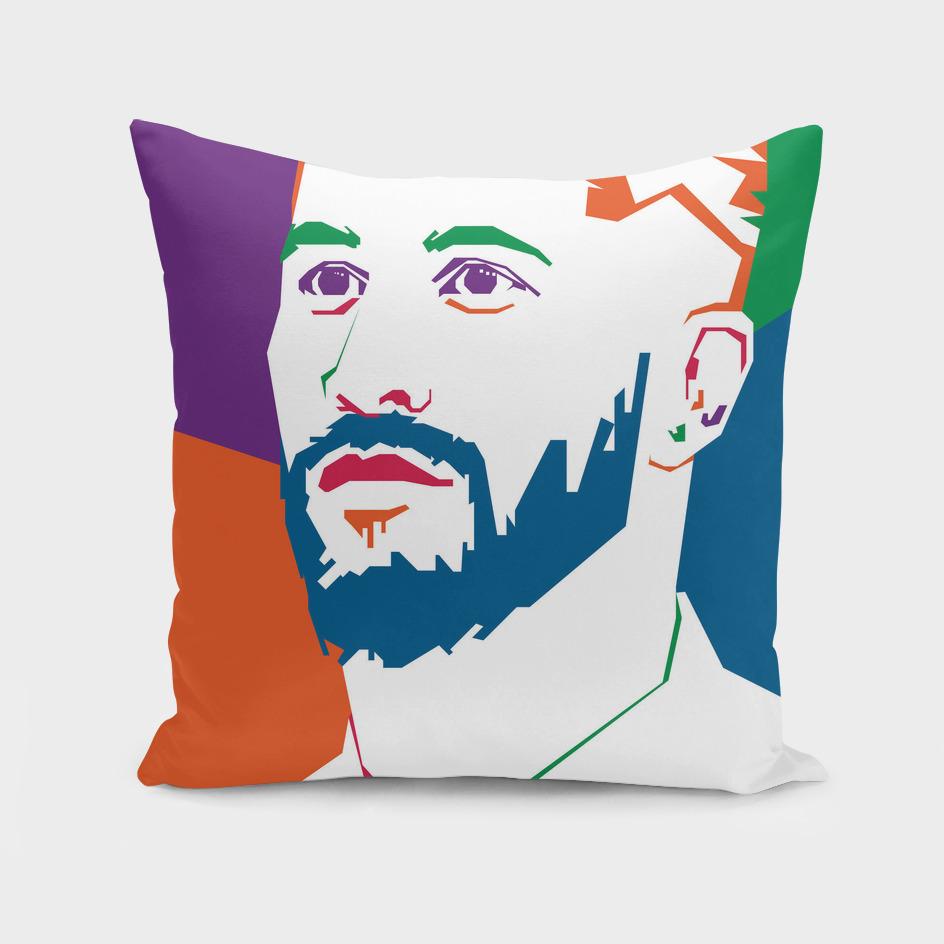 Pop Art Sergio Ramos