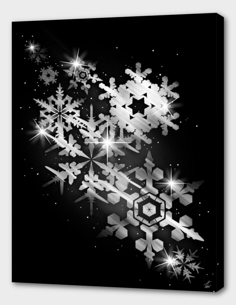 Snow Flakes of Hope