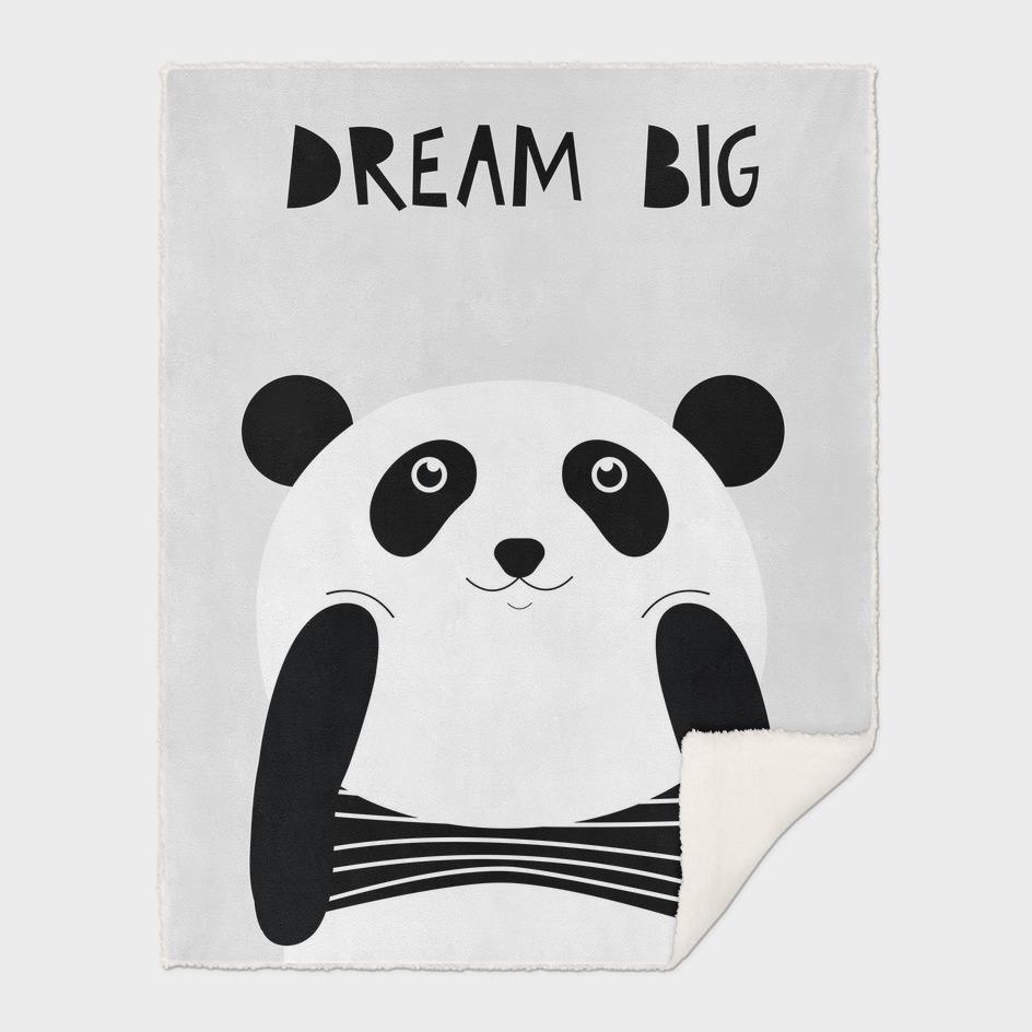 panda dreambig