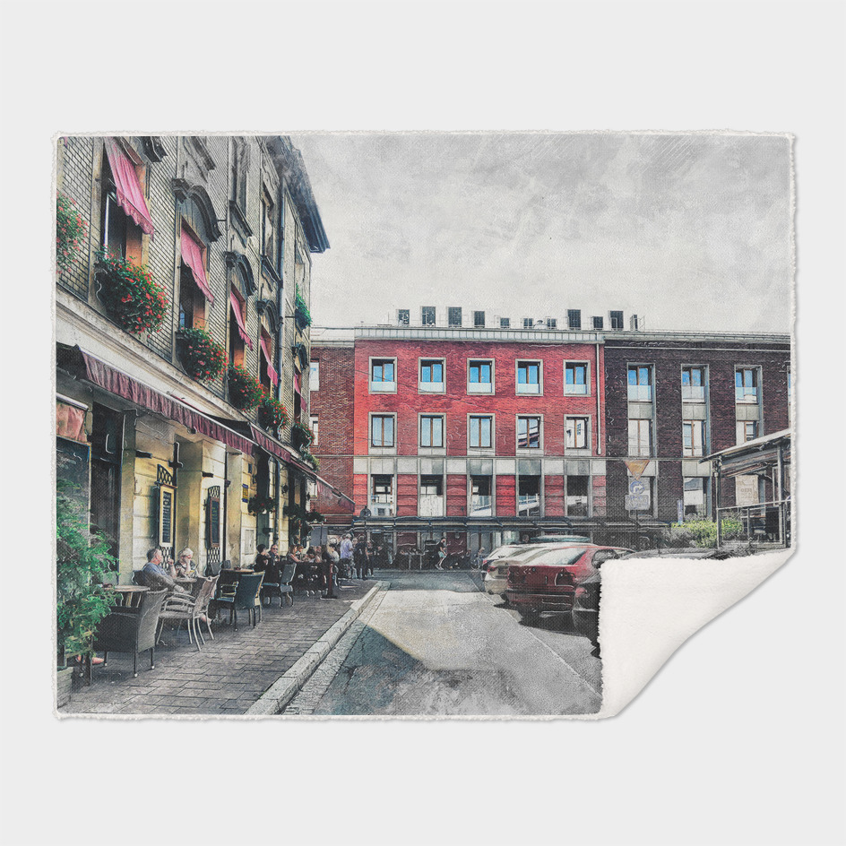 Cracow art 4 Kazimierz