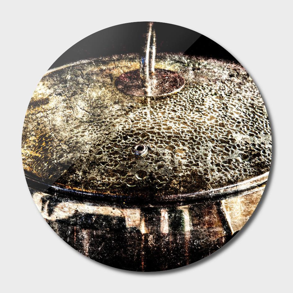 Boiling Saucepan
