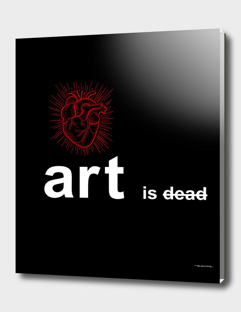 Art is not dead