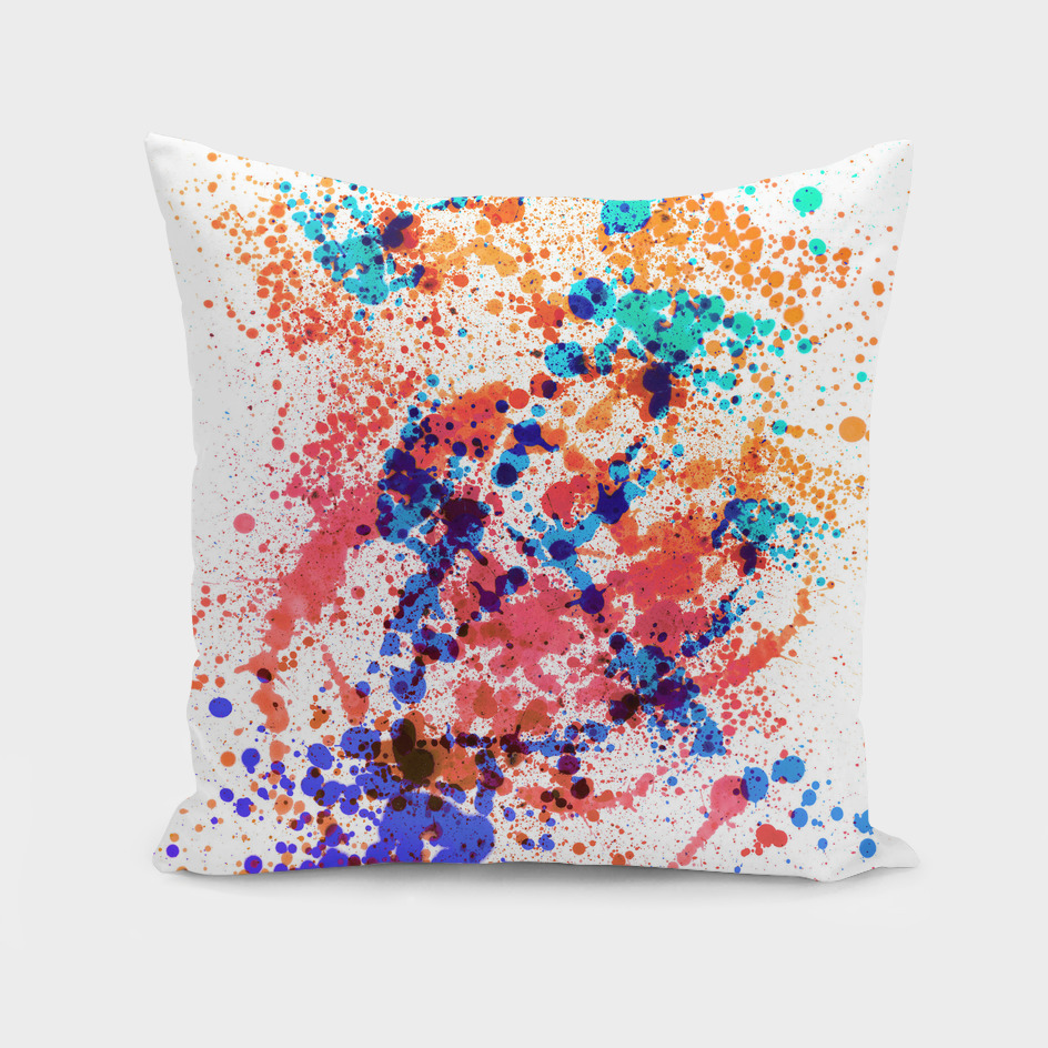 Wild Style - Abstract Splatter Art