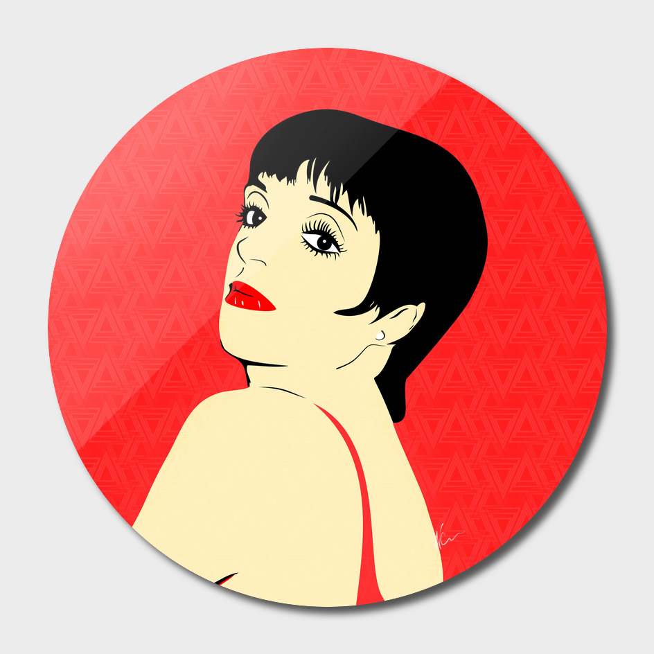 Liza Minnelli | Pop Art