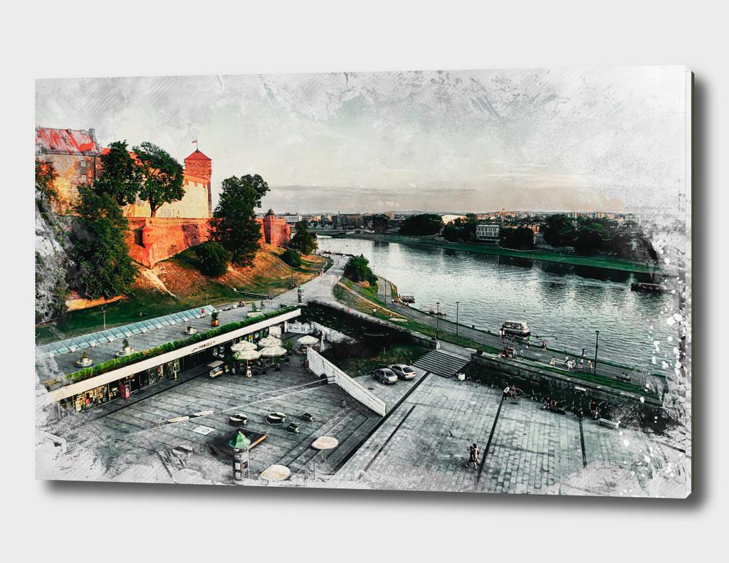 Cracow art 8 Wawel