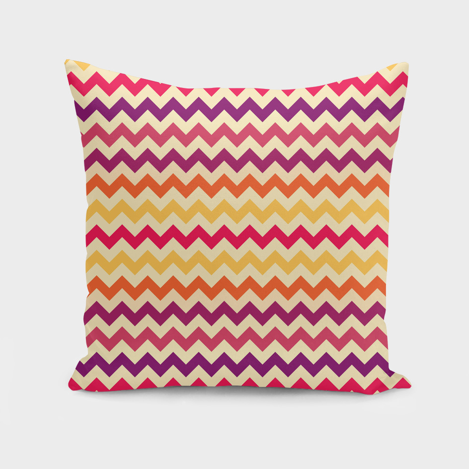 Colorful Chevron #5