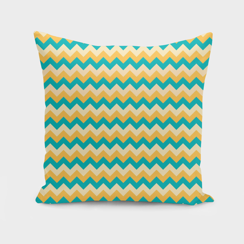 Colorful Chevron #4