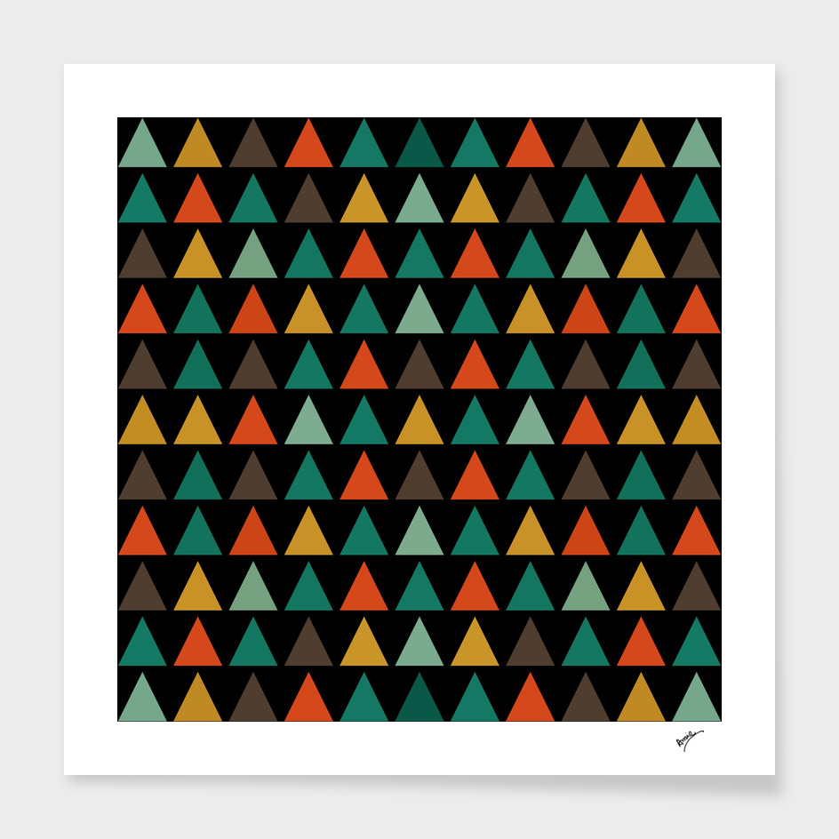 Lovely geometric #18