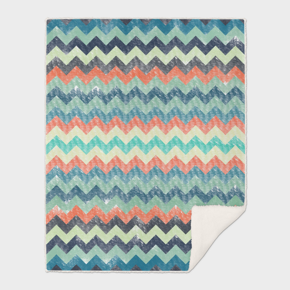 Colorful Chevron #3
