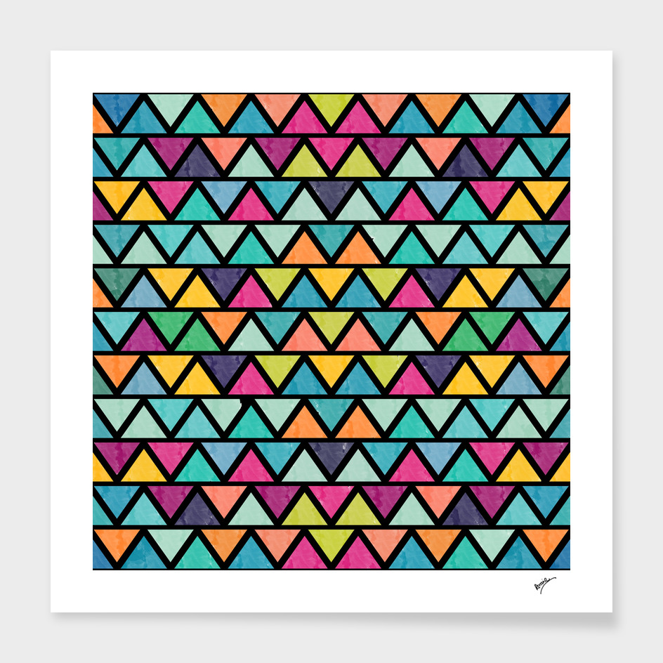 Lovely geometric #7