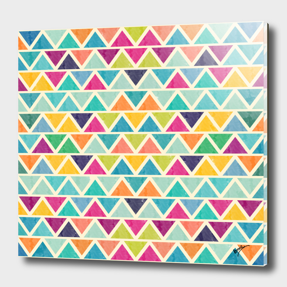 Lovely geometric #14