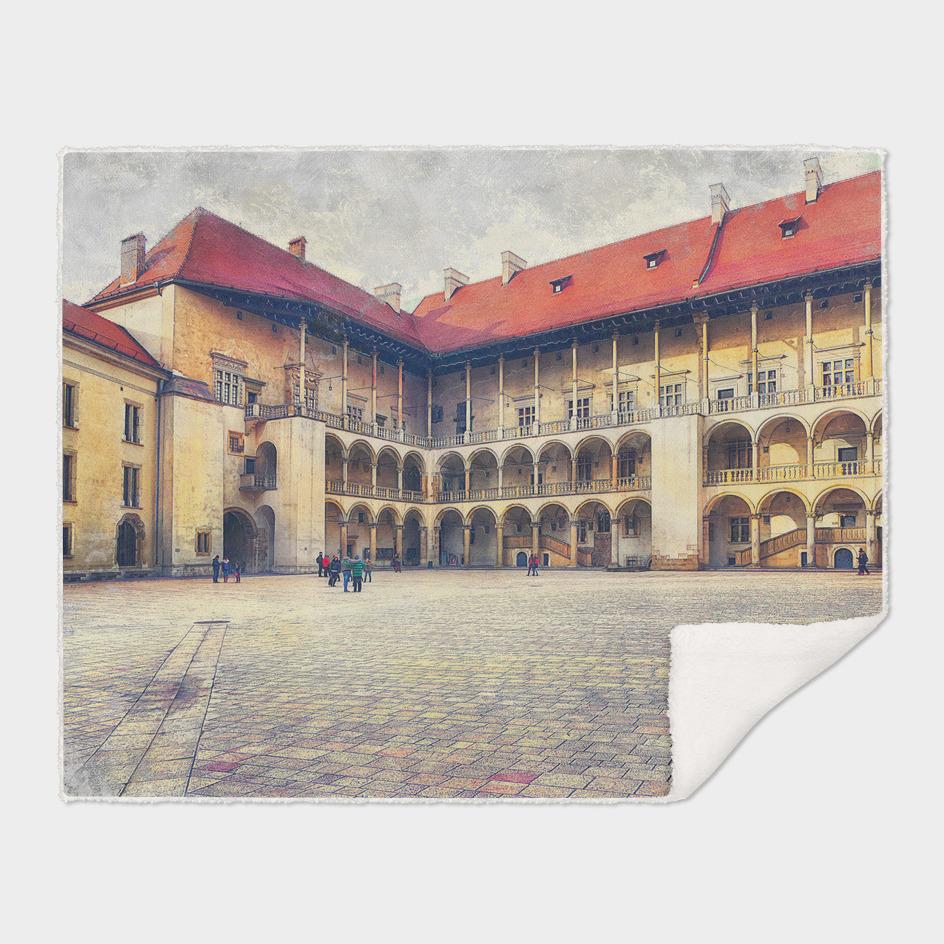 Cracow art 17 Wawel