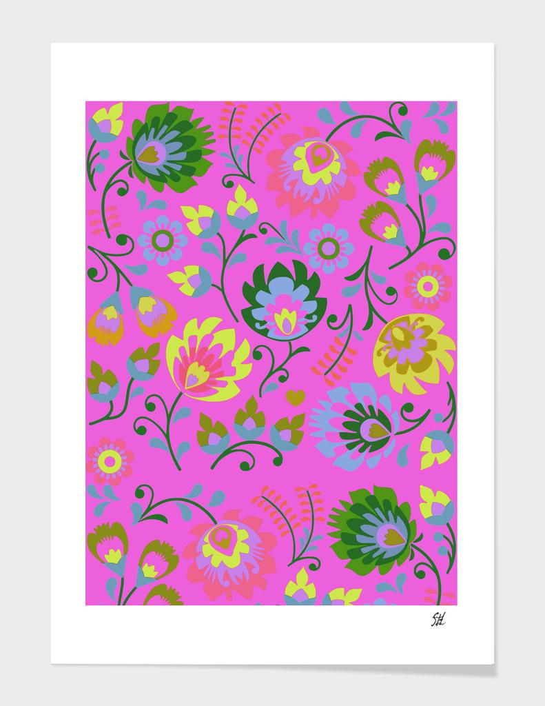 A Thing Of Beauty ~ Fuchsia