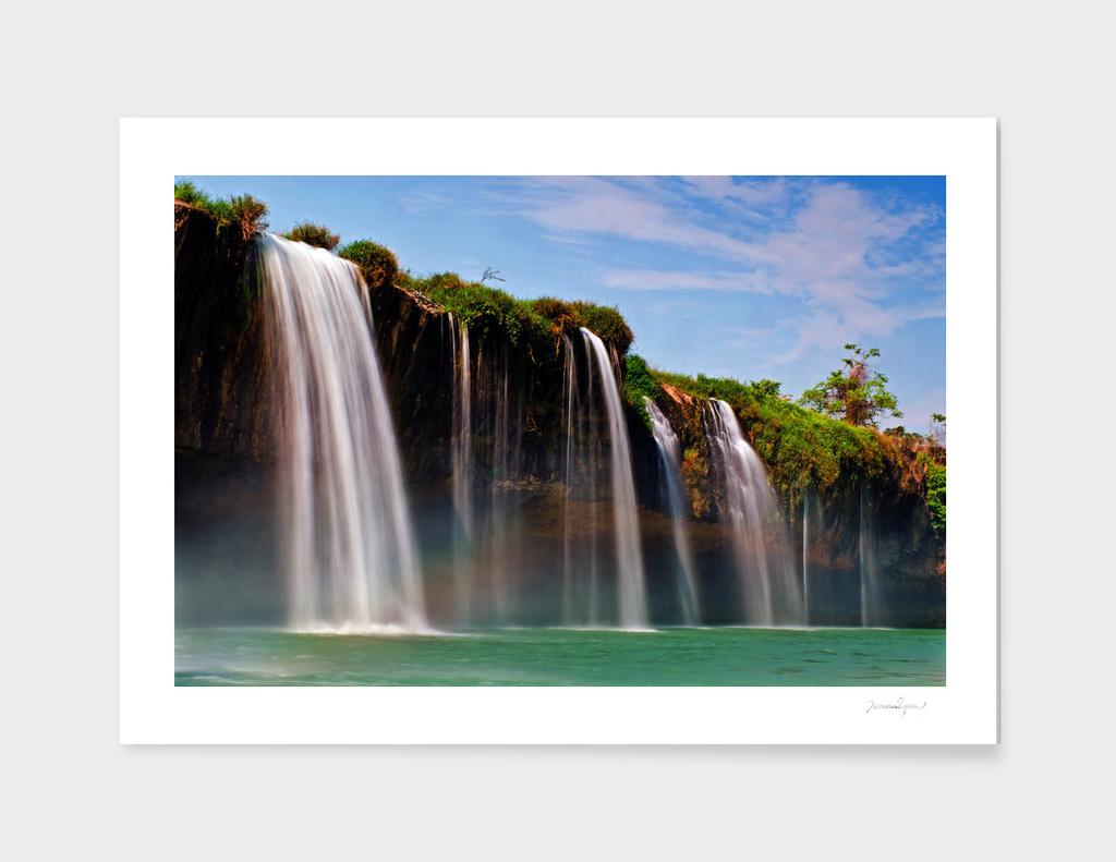 draynnur waterfall