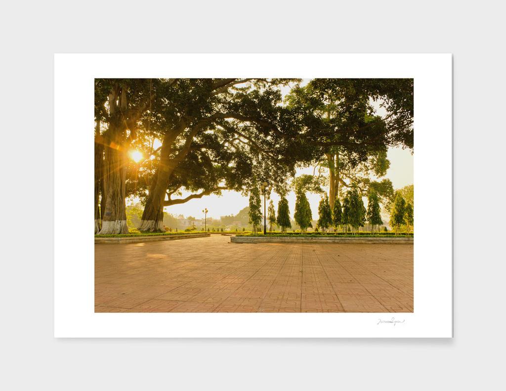 City park Buon Me Thuot