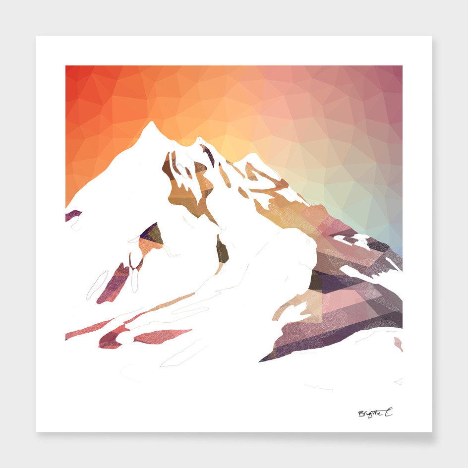 Golden Mountains Design