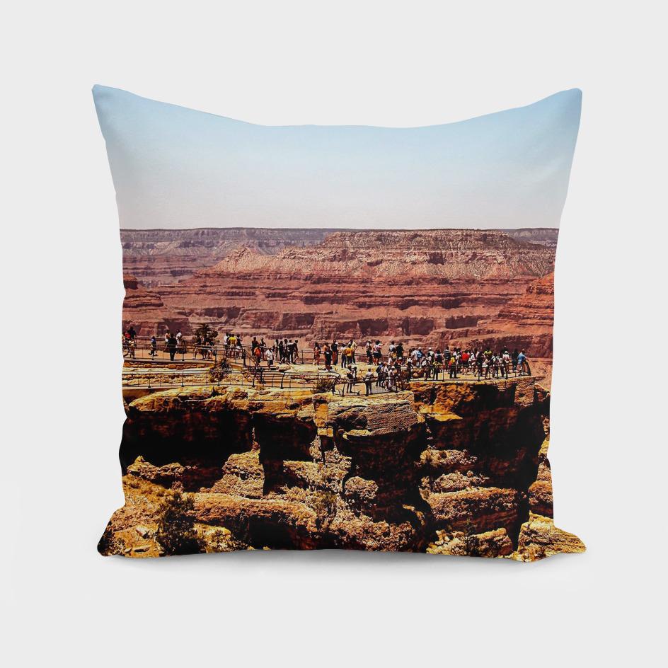 desert at Grand Canyon national park, USA