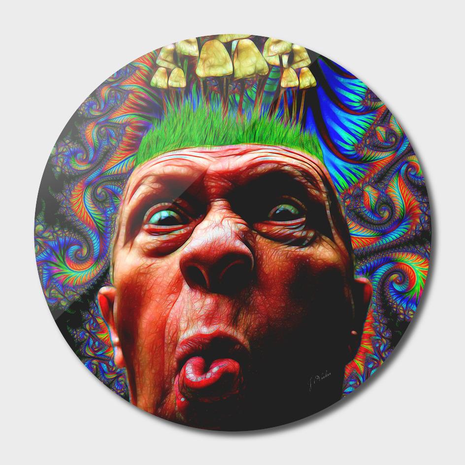 Psychedelic-Man