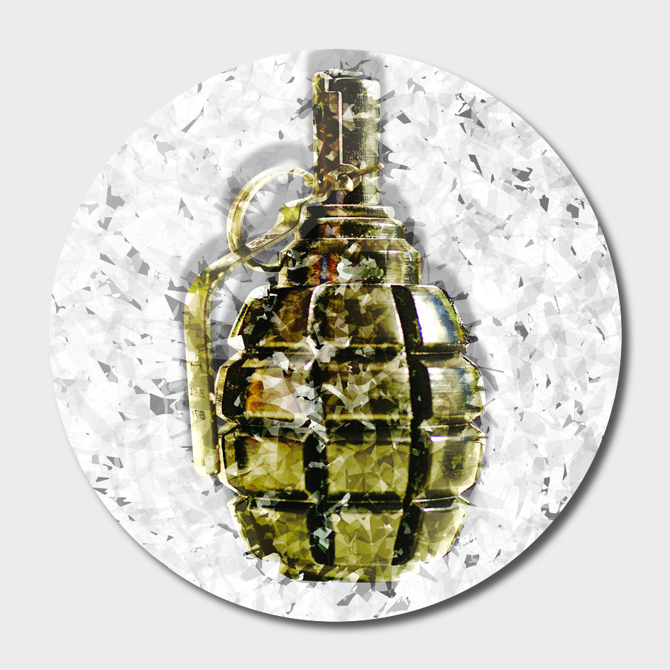 Grenade illustration
