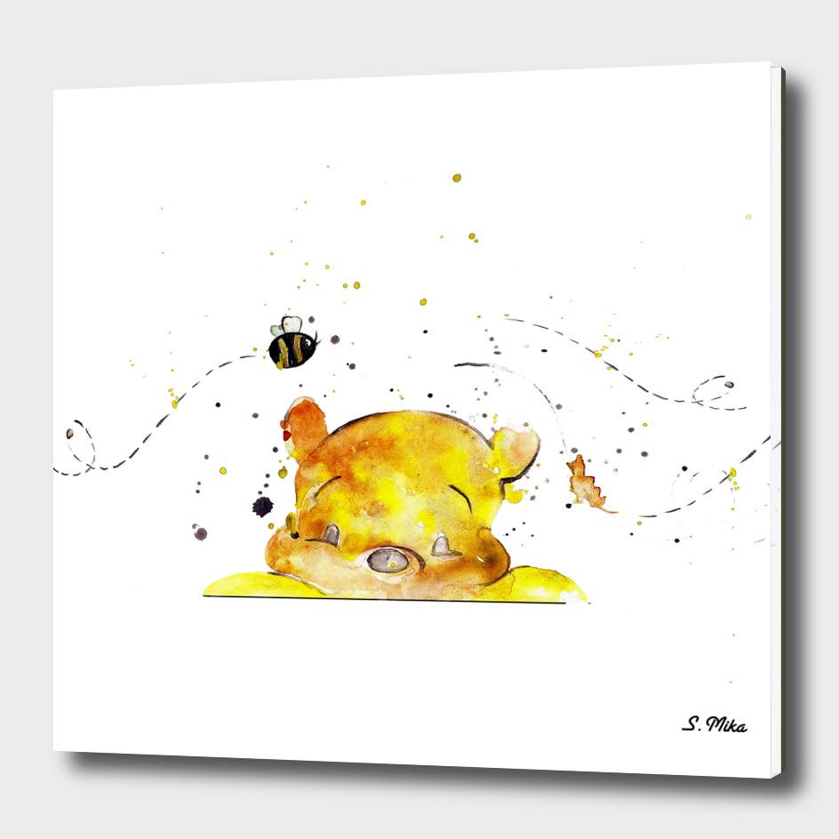 Wine The Pooh