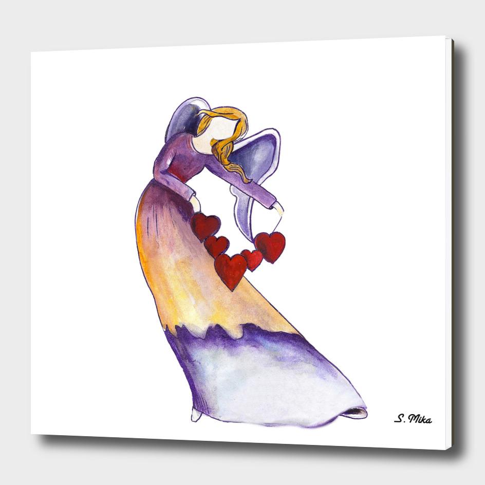 Heart's Angel