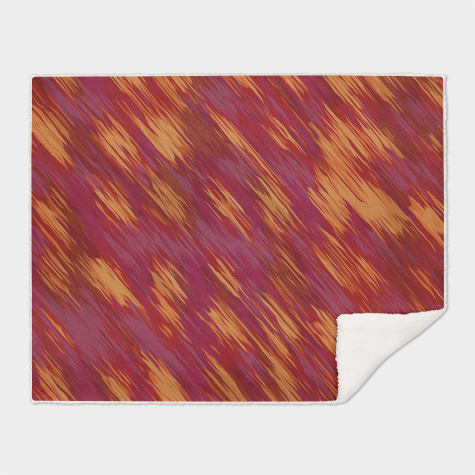 red pink orange painting abstract background