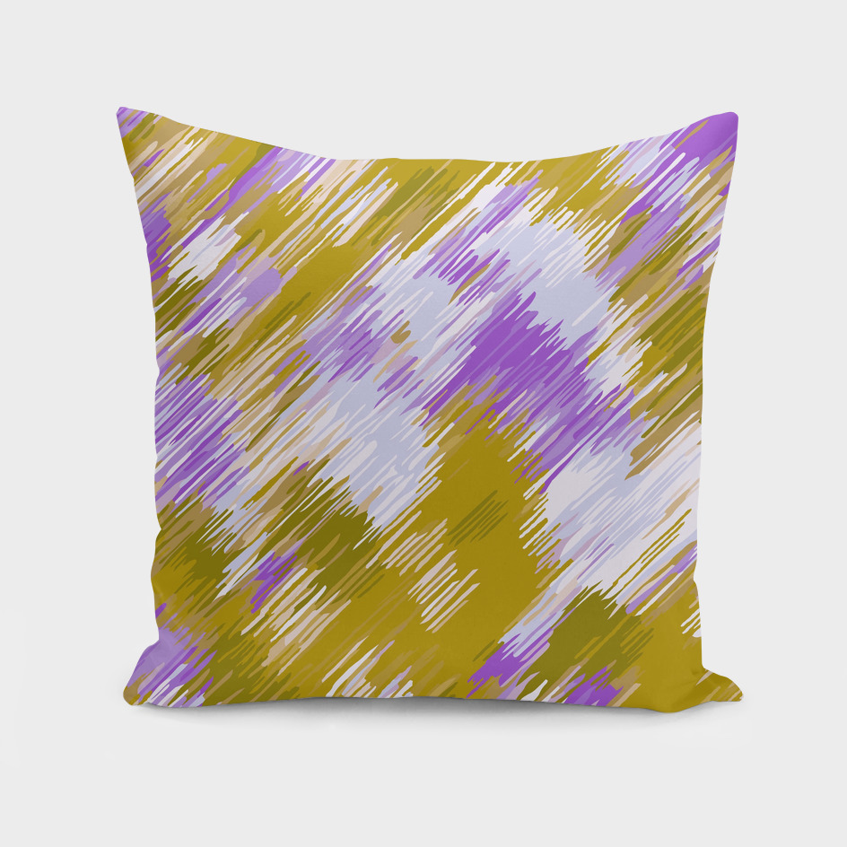 purple and yellow painting texture abstract background