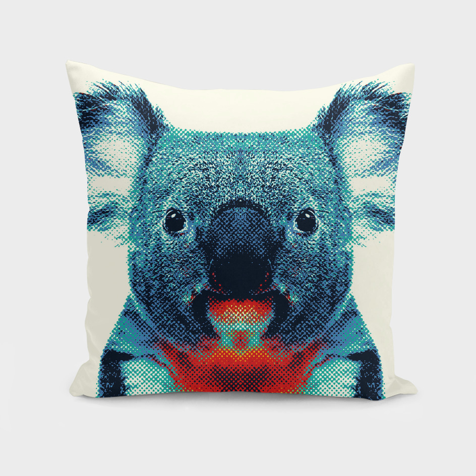 Koala - Colorful Animals