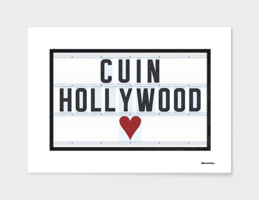 CUIN HOLLYWOOD