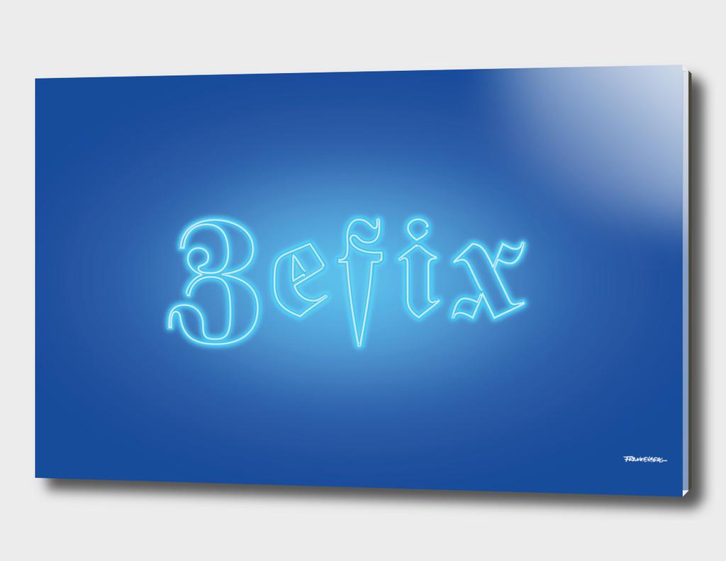 """ZEFIX - Bavarian Dialect 4 """"Damn"""""""