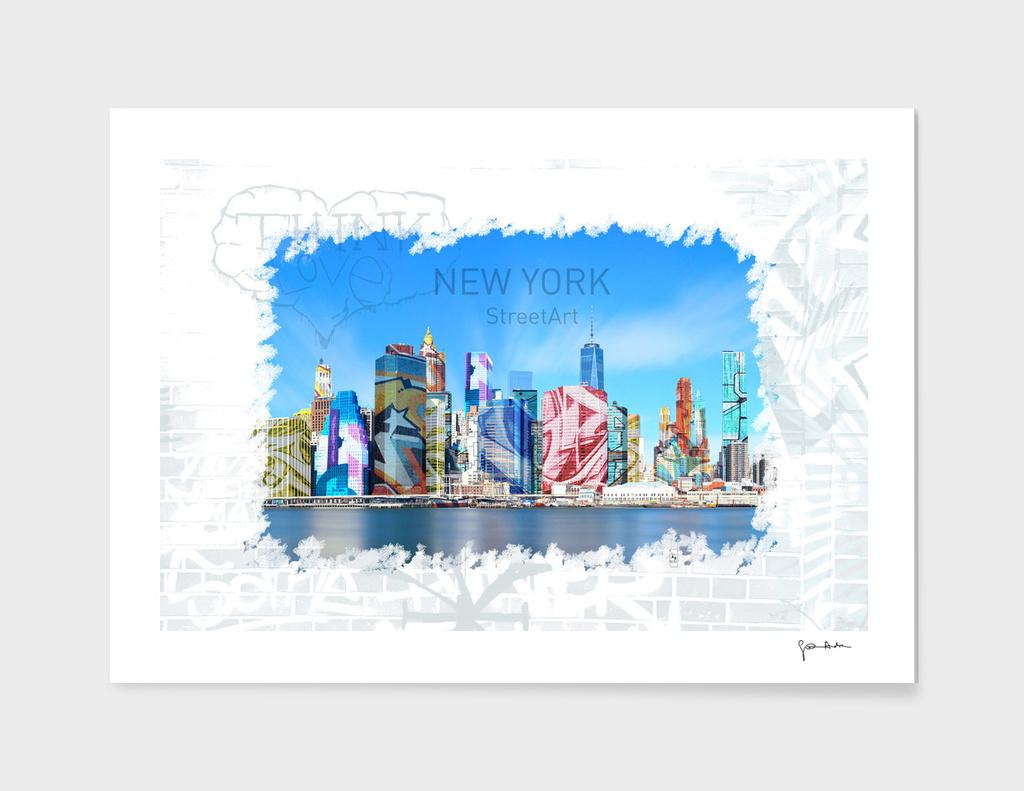 NEW YORK StreetArt