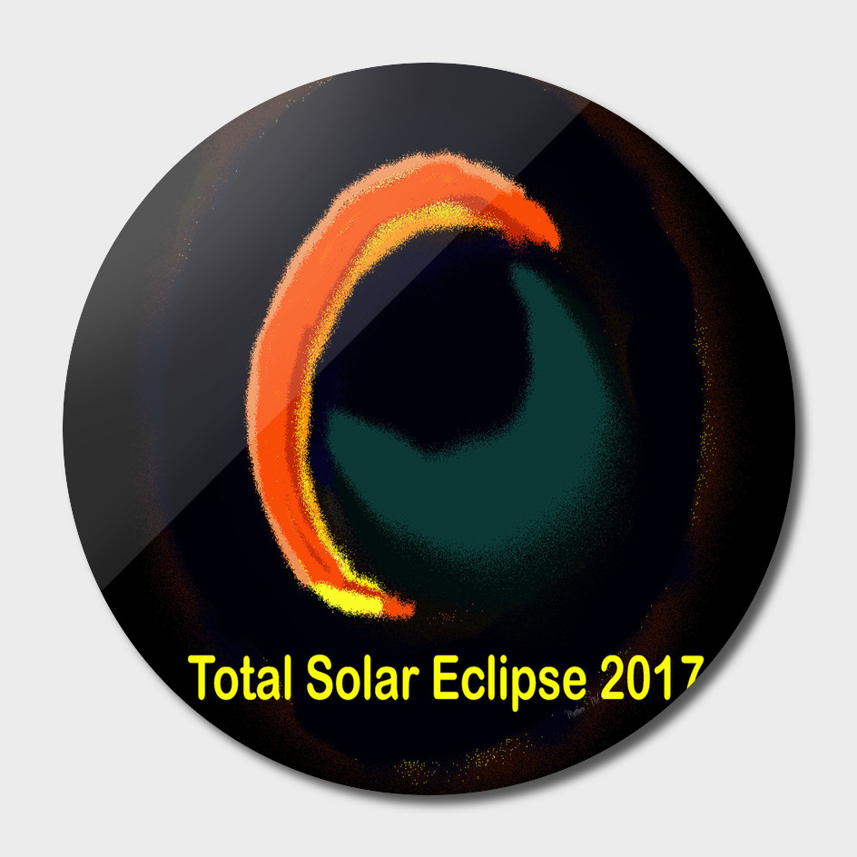 Eclipse-2017.half look Sun