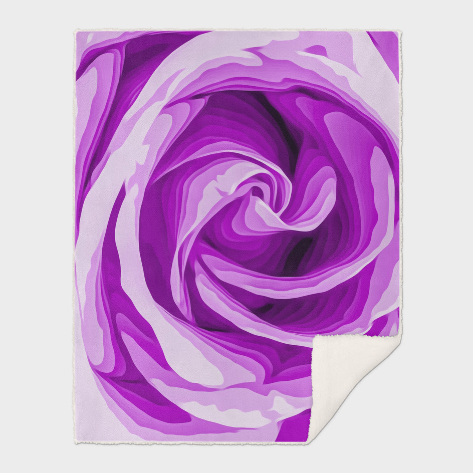 closeup purple rose texture background