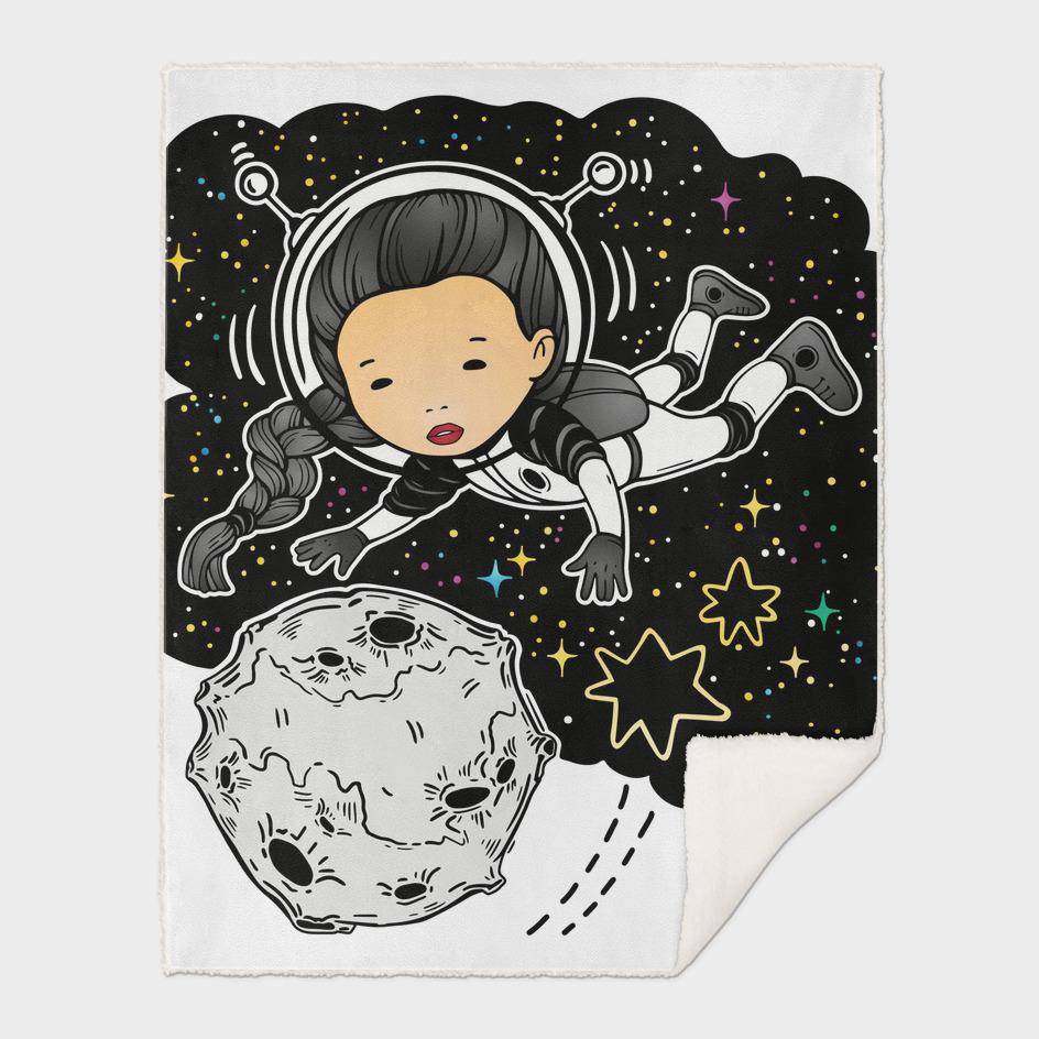 Travel - Cosmonaut