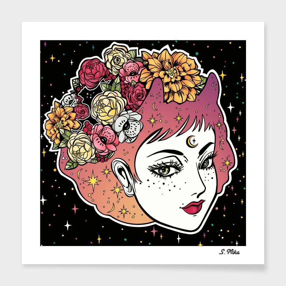 Floral Venus
